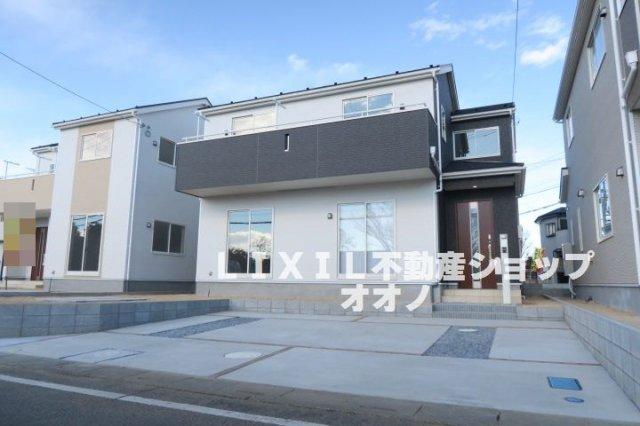 加須市川口1・新築全5棟・2号棟 Gradle-garden