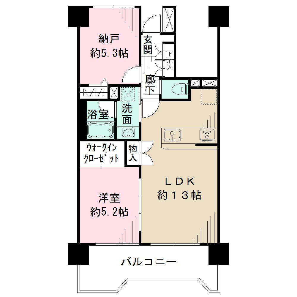 モナーク両国隅田川 602