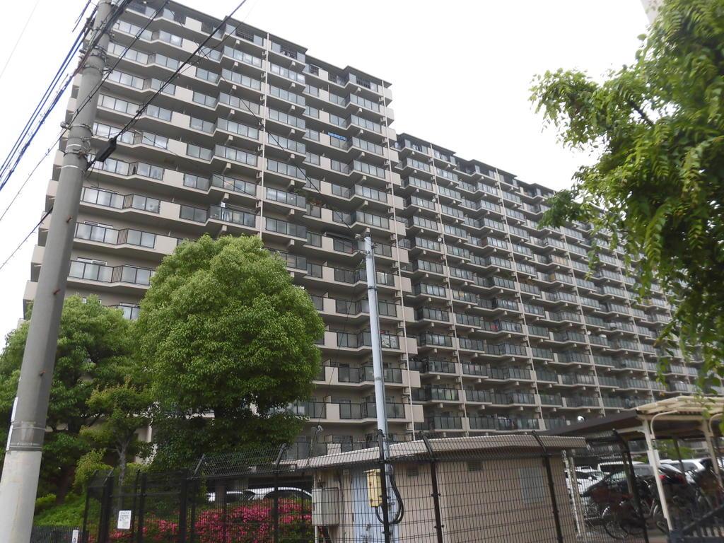 京橋グリーンハイツ1号棟 208