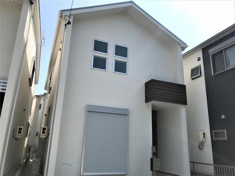 Asobi-デザインハウス 中川区東春田 1号棟