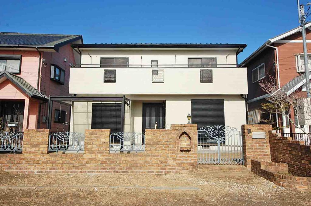 袖ケ浦市横田の中古住宅のご紹介です