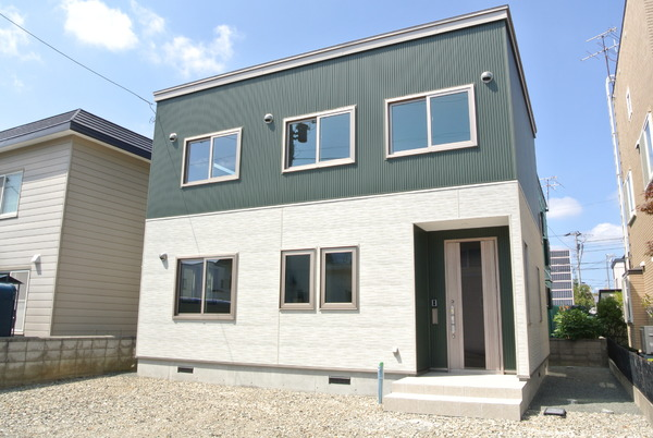 一戸建て 札幌市北区