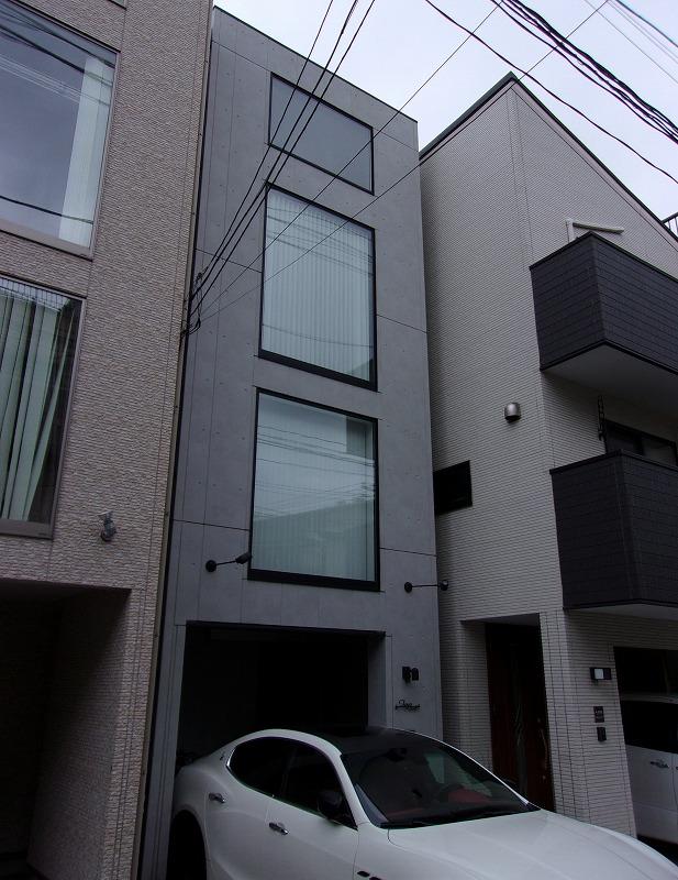 渋谷区東三丁目 戸建て