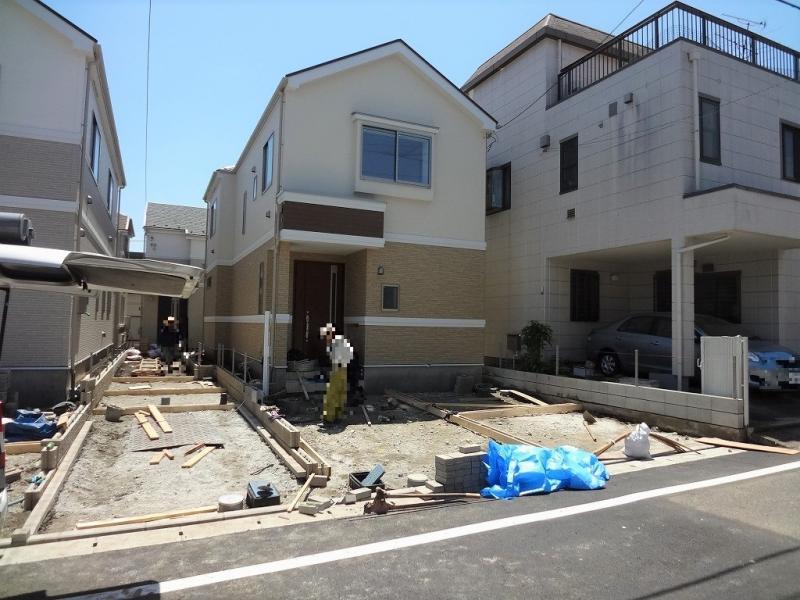 地震にも強い耐震等級3 子安町2丁目 A号棟