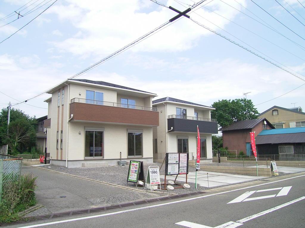 須賀川市中宿 1号棟 新築一戸建て