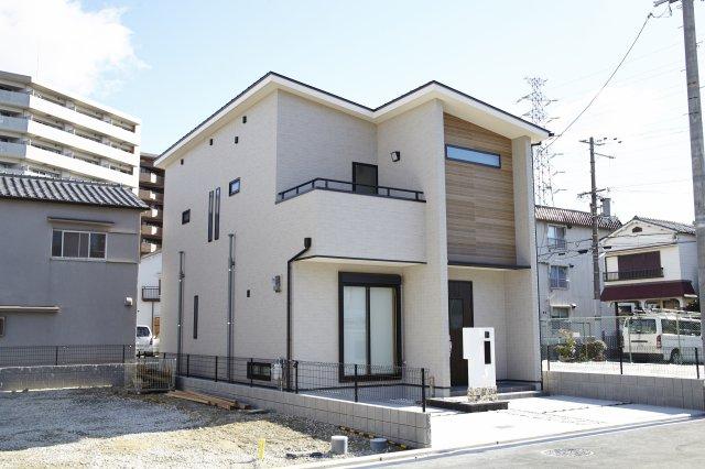 堺市北区金岡町新築分譲 3区画早くもラスト1区画