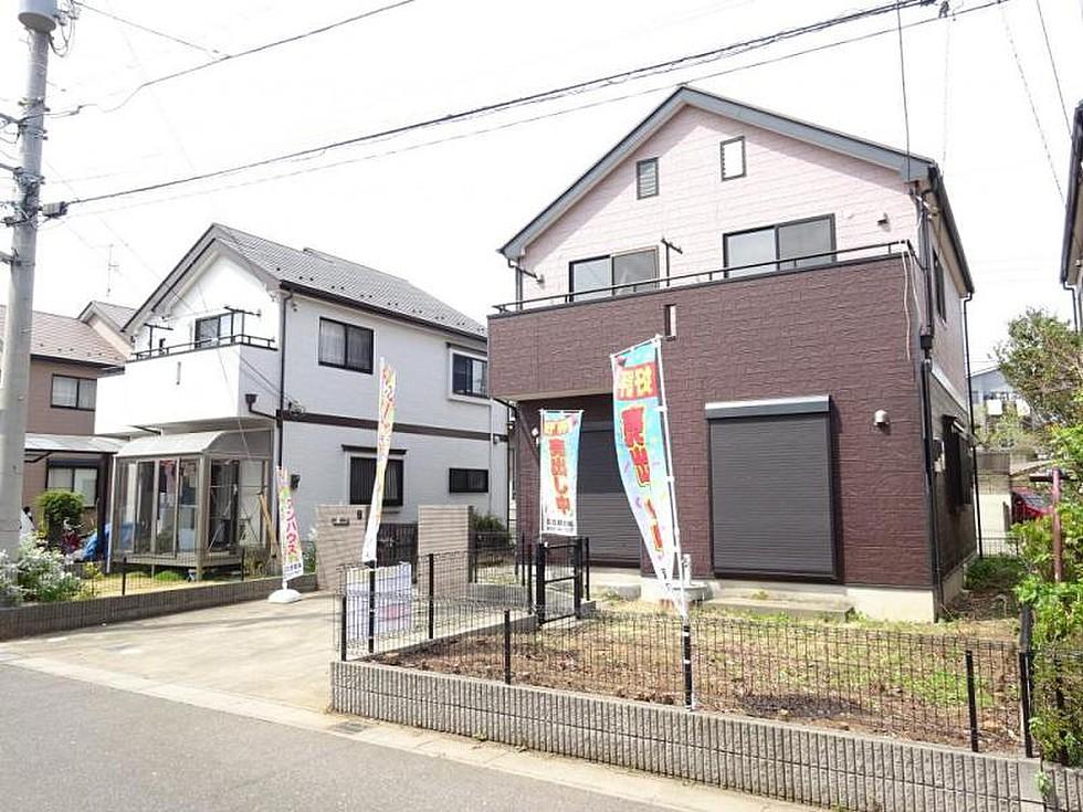 新京成線「三咲」駅徒歩13分