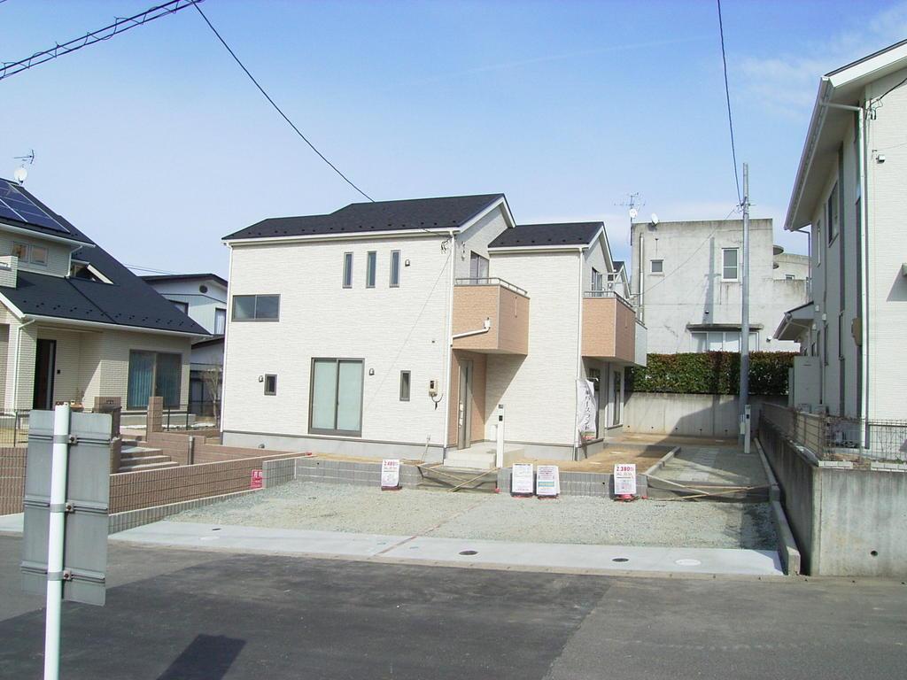 二本松市向原第2 2号棟 新築一戸建て