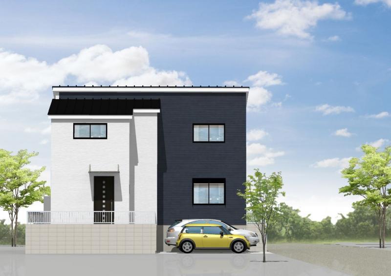 Asobi-デザインハウス 名古屋市名東区極楽第五 2号棟