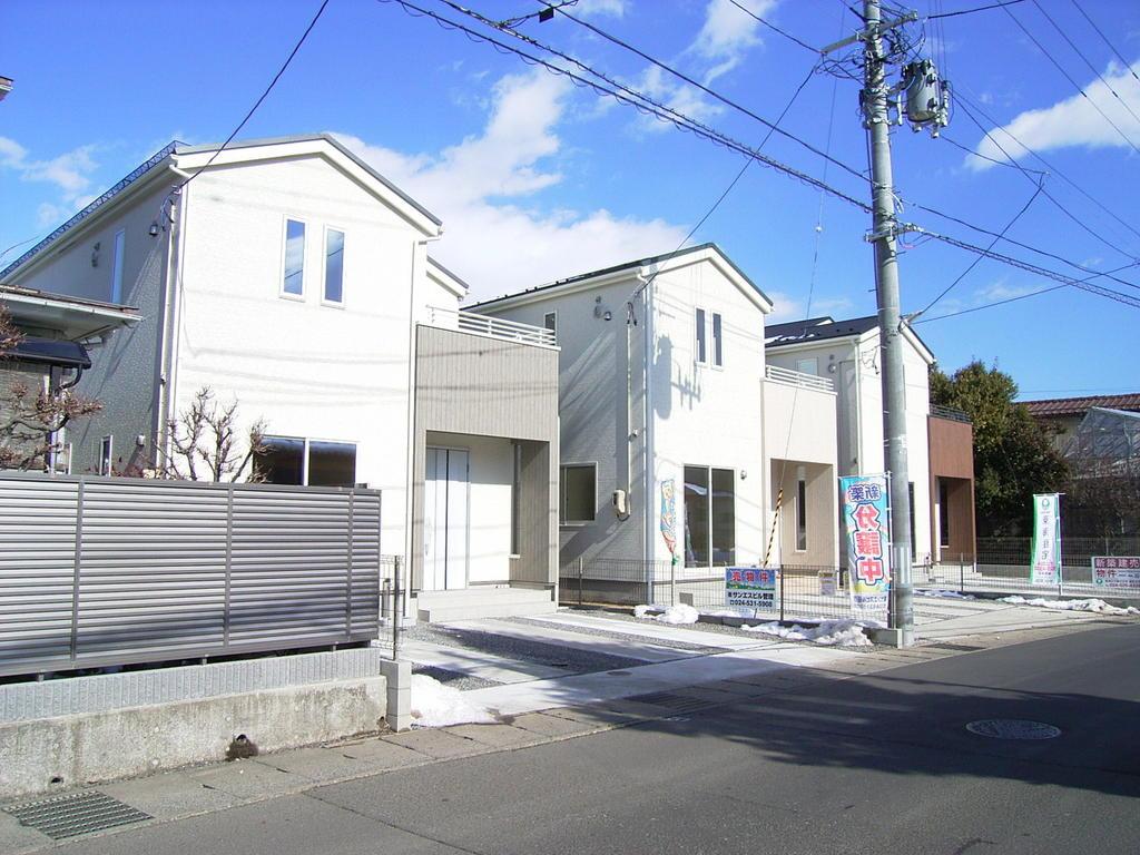 福島市丸子3期 1号棟 新築一戸建て