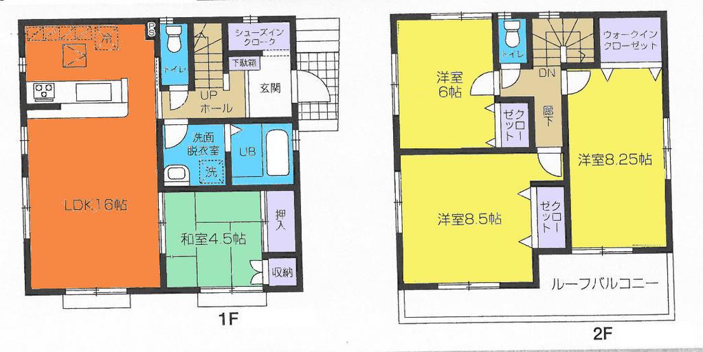 日高市高萩5期 新築住宅 武蔵高萩駅物件