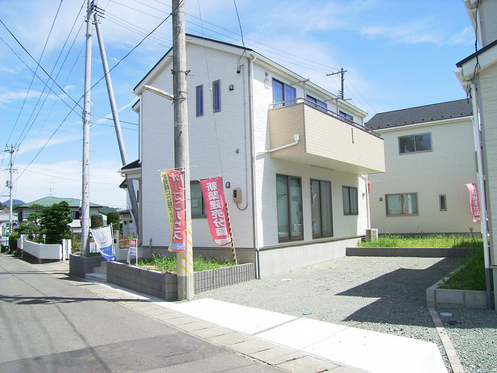 福島市飯野町 第2 1号棟 新築一戸建て