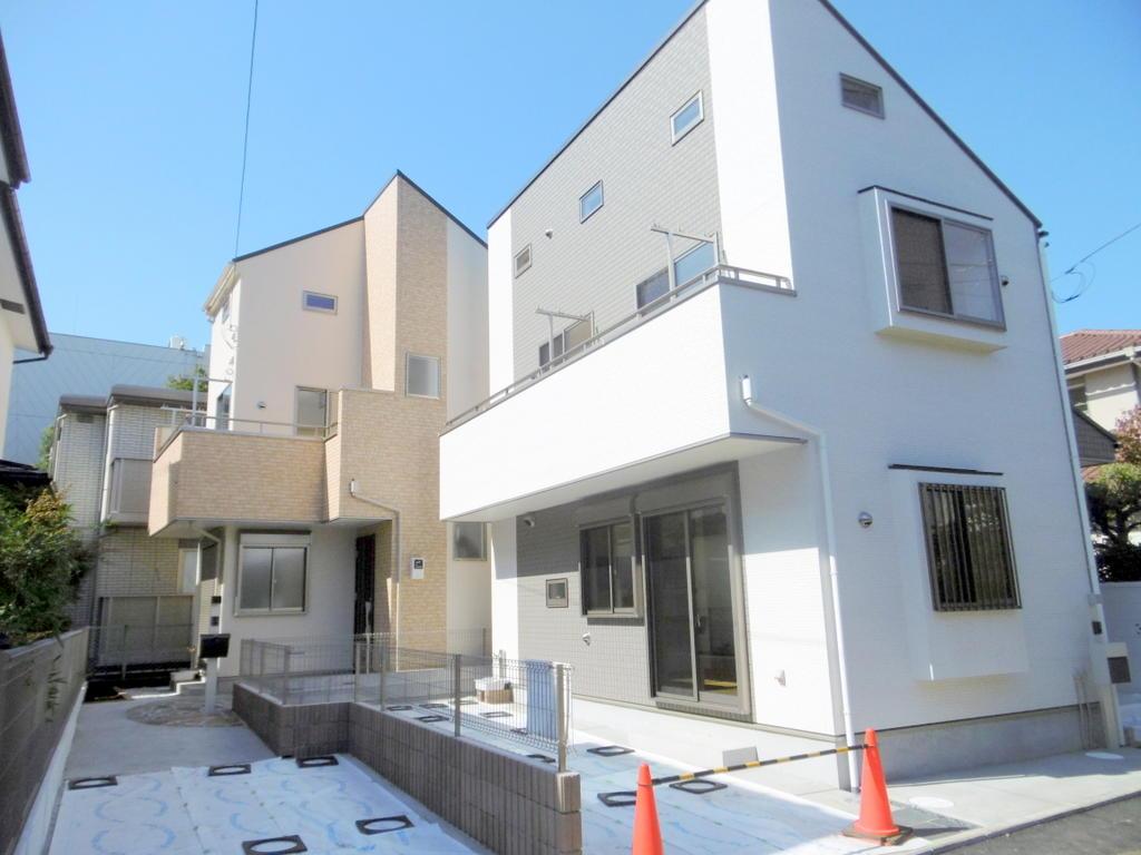 小平市たかの台 全2棟 新築分譲住宅