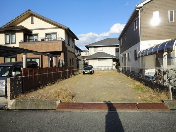 西之内町 区画整理地内 売土地(更地) 39.62坪