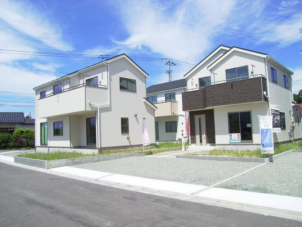福島市飯野町 第2 3号棟 新築一戸建て