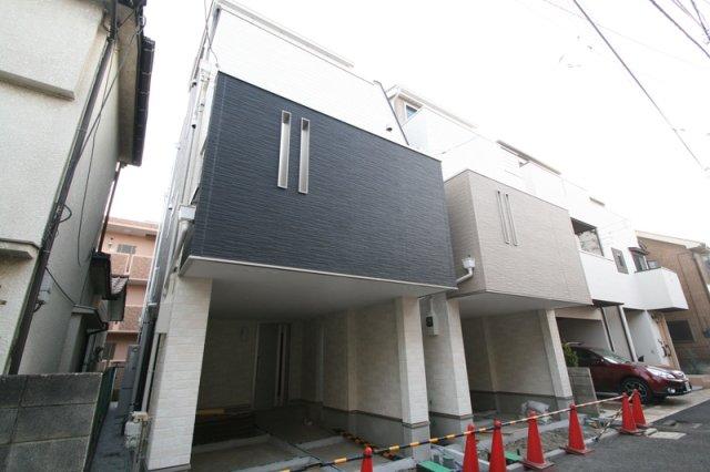 府中市白糸台1丁目 新築一戸建て 京王線 多磨霊園 2号棟