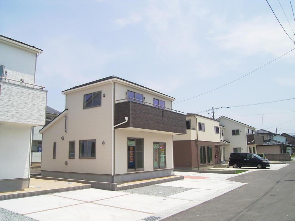 福島市八島田第2 2号棟 新築一戸建て