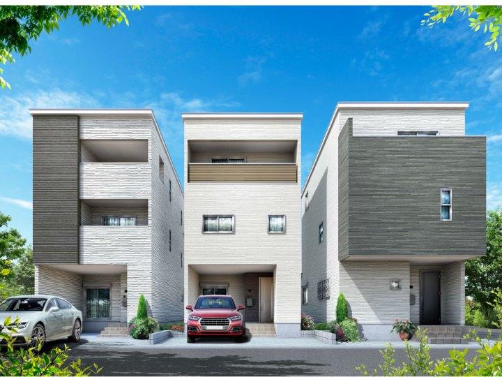 サンヨーハウジング 熱田区一番5期3号地 企画住宅