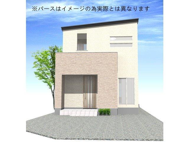 石川県金沢市長坂1丁目 新築一戸建て(SHPシリーズ)1号地