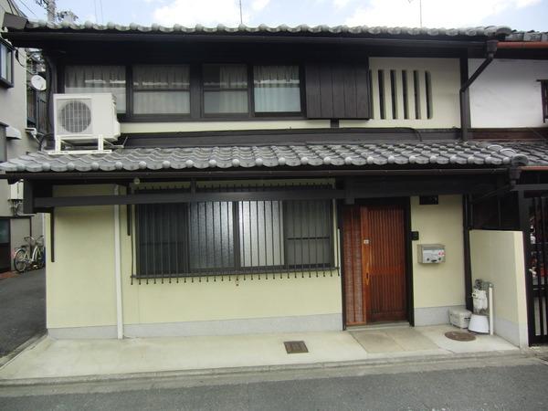 一戸建て 京都市上京区