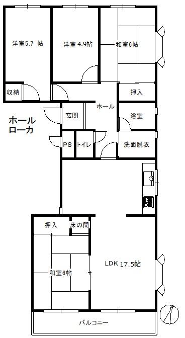 北桜塚パークハイム