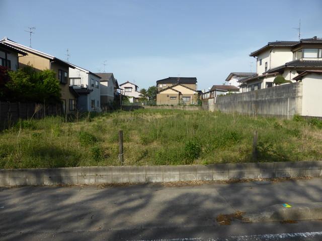 石川県金沢市土清水3丁目 土地