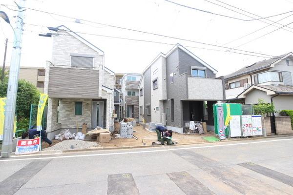 練馬区平和台 新築分譲住宅 4号棟