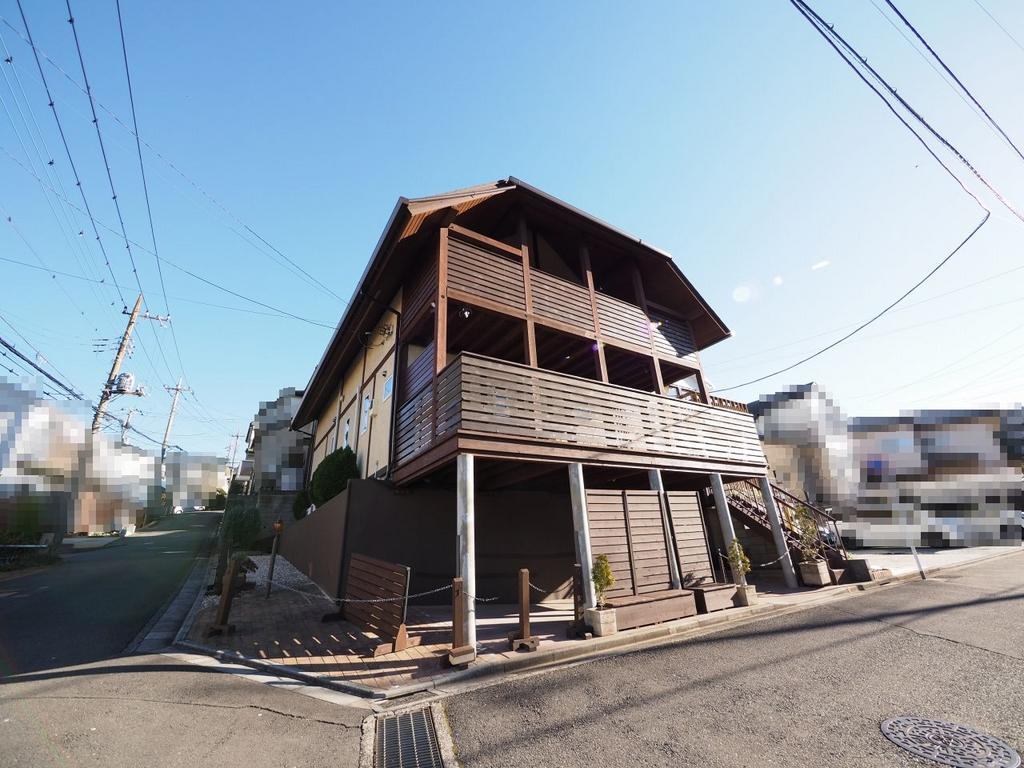 所沢市小手指南 天然木無垢材使用の注文住宅