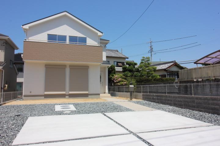 新築戸建 常滑市熊野町4丁目 2区画