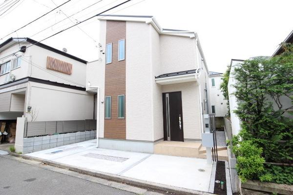 世田谷区北烏山 新築分譲住宅