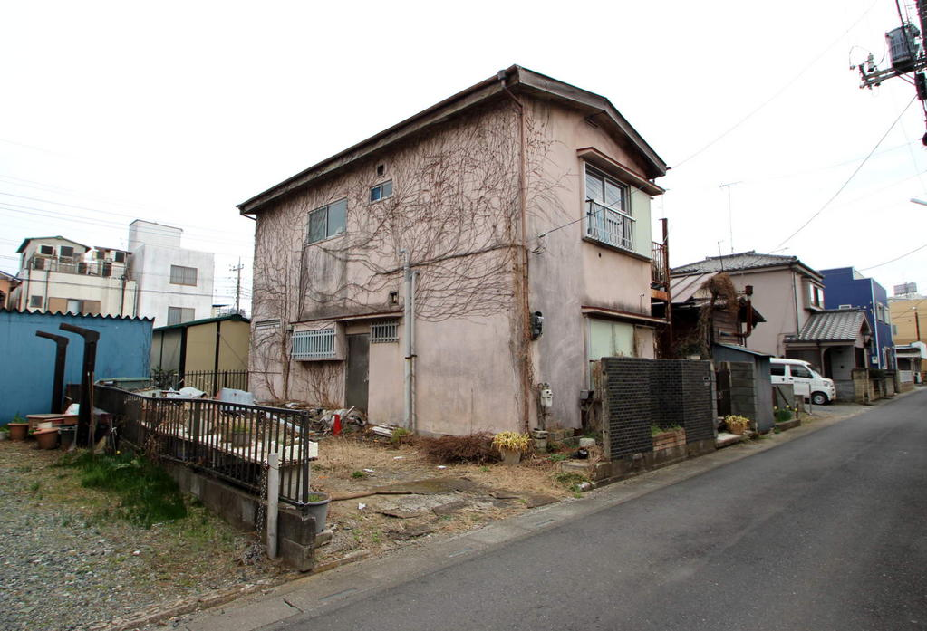 土地 入間郡毛呂山町