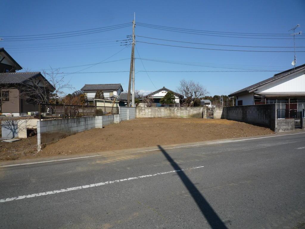 宅地に付き即建築可