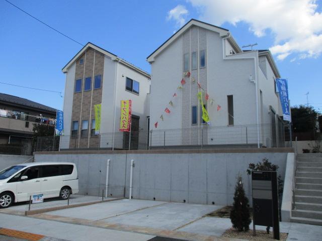 多摩市桜ヶ丘3丁目 新築一戸建て 全4棟 2号棟