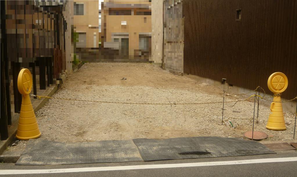 東岡町 建築条件なし土地