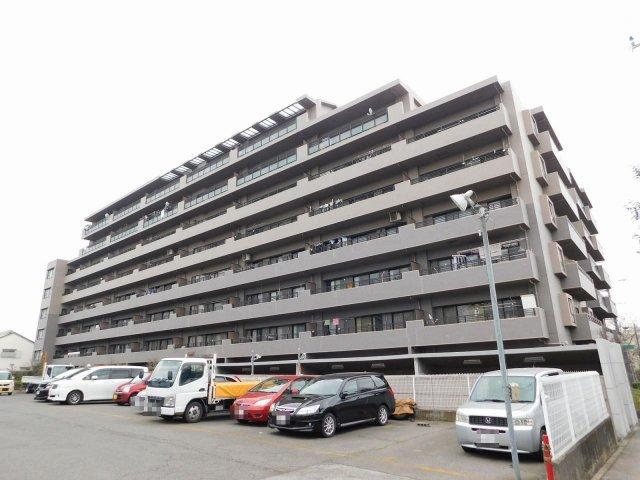 レクセルガーデン東所沢 ~安心な玄関ポーチ付~ 4階部分