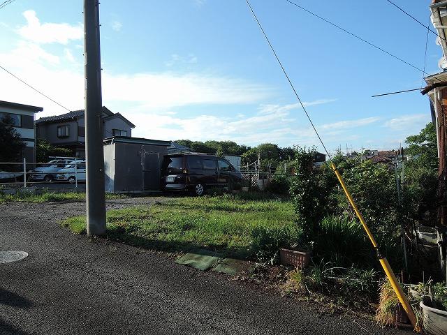 鎌ヶ谷市軽井沢2012 売地