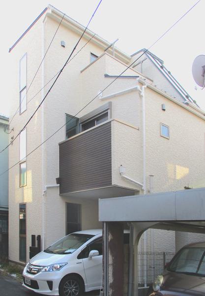 八王子市大和田町 新築分譲住宅 全1棟