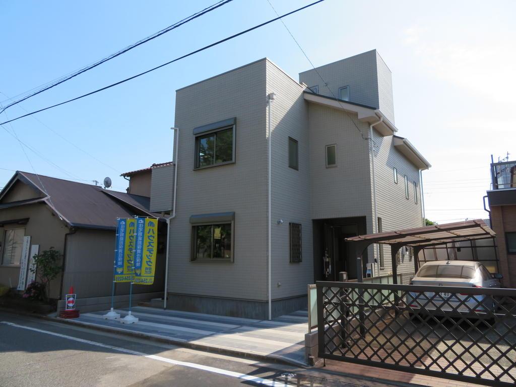 中央区神明町新築住宅
