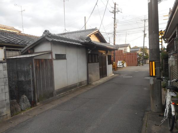 一戸建て 京都市右京区