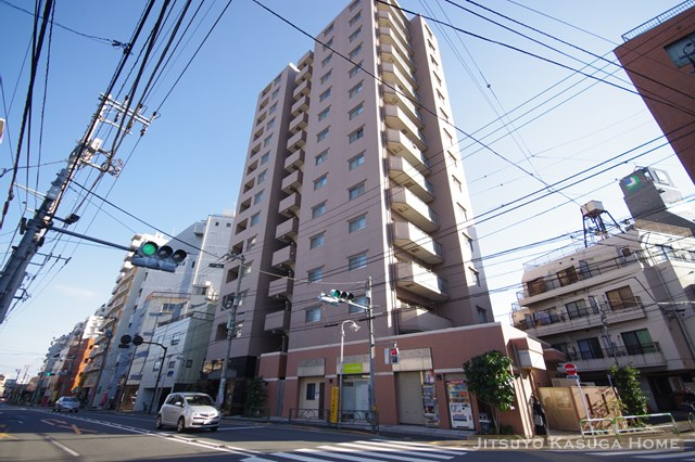 クリオ文京本駒込 7階部分