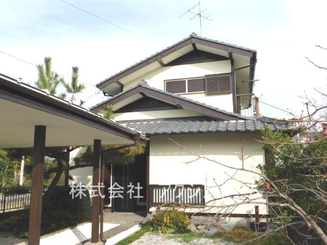 飯能市岩沢 中古一戸建 ~和風の庭付き3LDK~