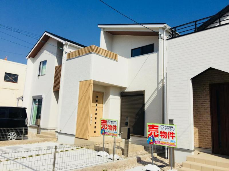 Asobi-デザインハウス 知立市来迎寺町第二 2号棟