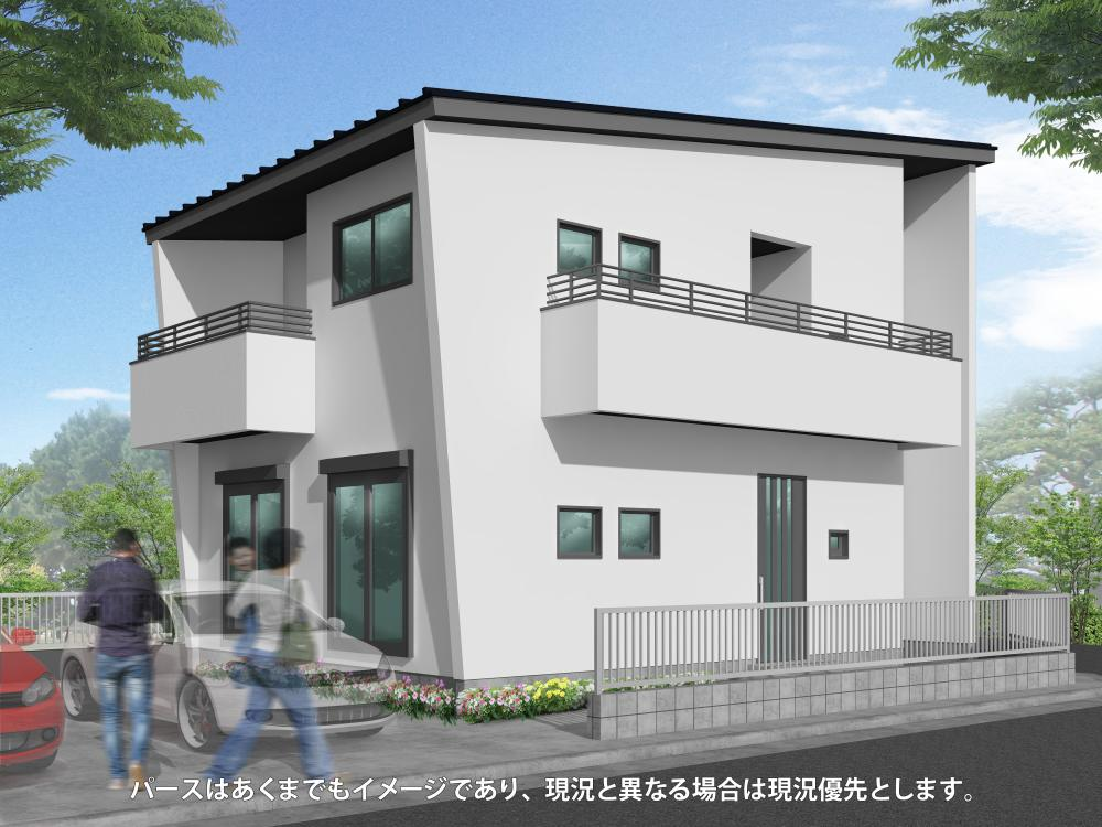 Asobi-デザインハウス 安城市藤井町第一 1号棟