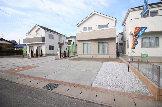 前橋市三俣町III期 新築住宅 D号棟