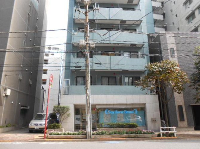 シーアイマンション浅草橋 7階部分