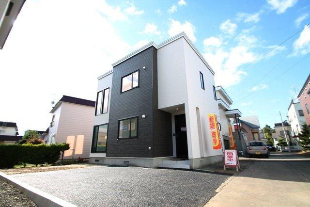 江別市錦町新築住宅