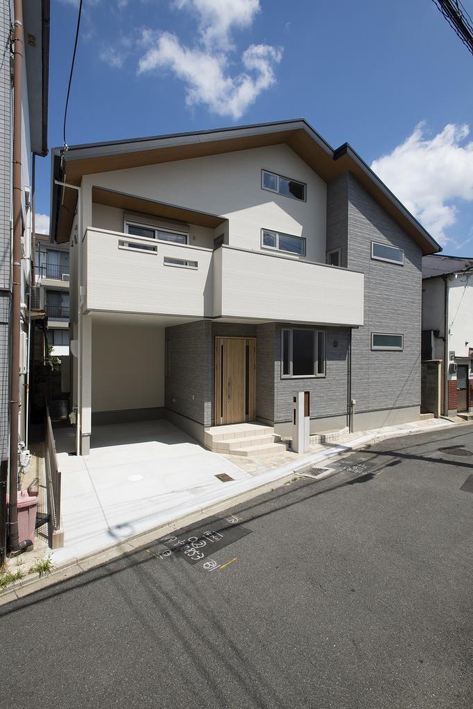 100年住宅のゼロホーム 壬生松原町