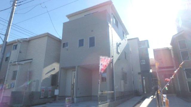 所沢市東所沢3丁目・全4棟 新築一戸建 3号棟 ~公園多く子育てに優しい住環境