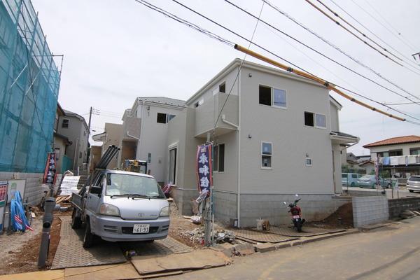 八千代市勝田台北3丁目 新築分譲住宅 全3棟 2号棟