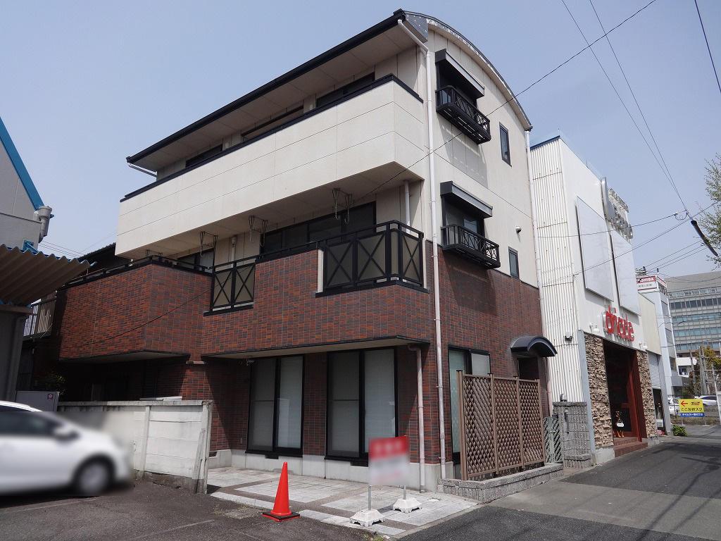熱田区一番 二世帯可能 鉄骨造3階建